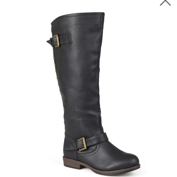 7ceeb2f182a Journee Collection Shoes   Journee Spokane Womens Kneehigh Boots ...